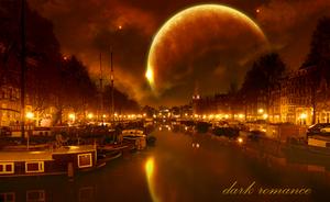 Dark romance by AbikK
