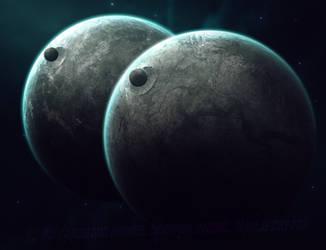Space freaks by AbikK
