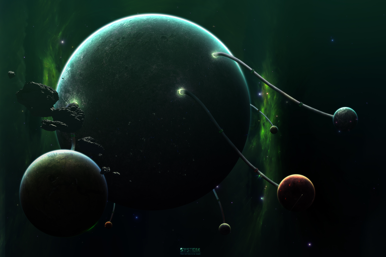 System by AbikK