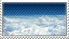 Clouds Stamp by KingVenom