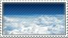 Clouds Stamp by KingVenom