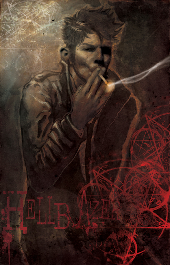 Hellblazer by dhayman85