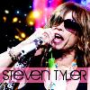 Steven Tyler by PrettyPinkMachines
