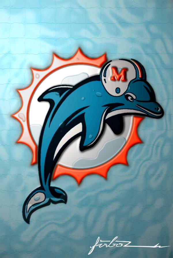 Miami Dolphins by Furboz