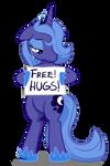 Luna Needs Love