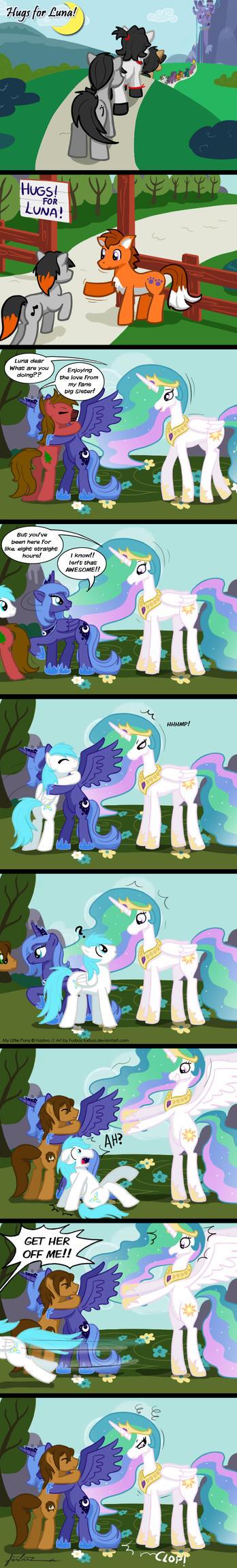 Hugs for Luna by Furboz