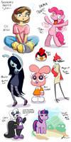 Sketches 06-01-12 by Furboz