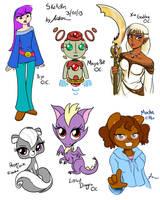 Sketches 03-01-13 by Furboz