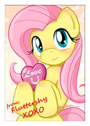 Fluttershy Hearts and Hooves