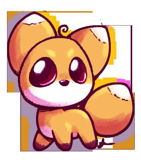Cute Fox by Furboz on DeviantArt