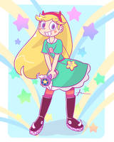 Star Butterfly by Furboz