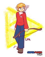 Link - Mario High Concept by Furboz