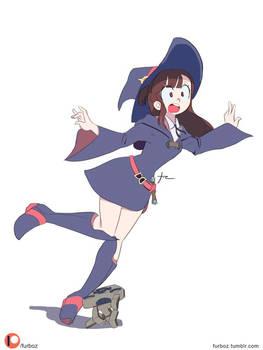Witchtober Oct29 Akko