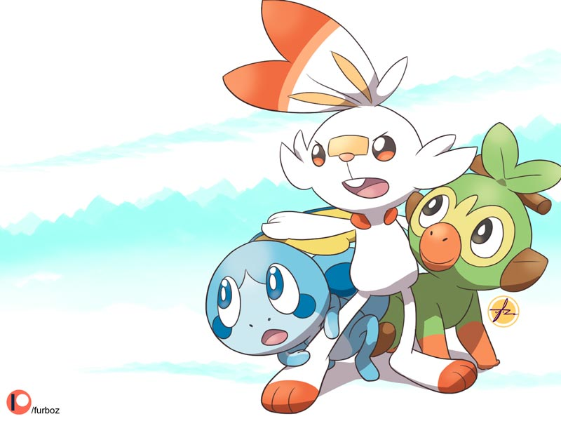 New Starters by Furboz