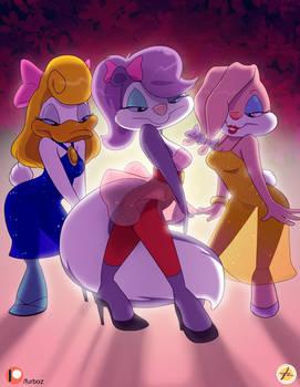 The Amazing Three