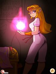 Zelda's Flame by Furboz
