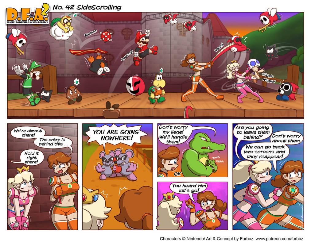 DFA2 pg42 Sidescrolling by Furboz