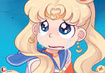 Redraw Sailor Moon