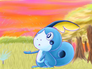 Digital Experiment 070: Sobble