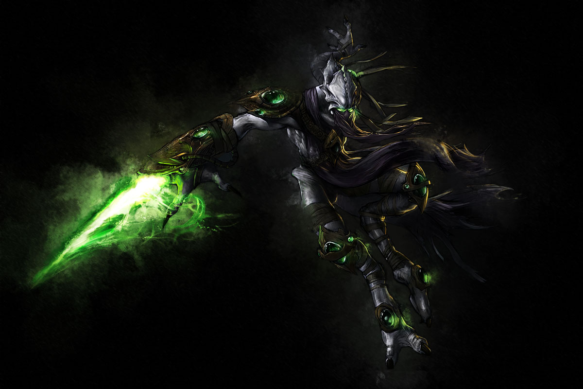 Dark Templar by PsyXel
