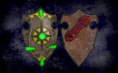 Jeroen Groen's Shield