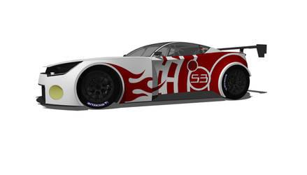 GT1 Muscle Car