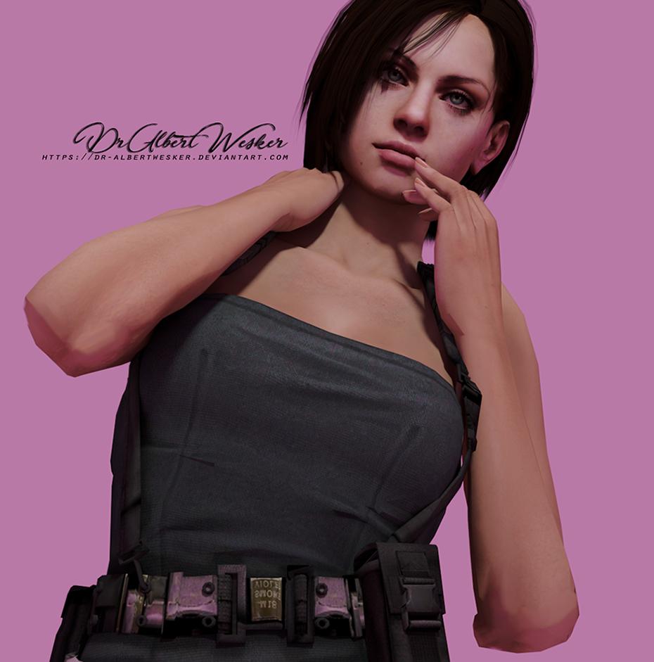 ... Jill Valentine (Pink) By Dr AlbertWesker