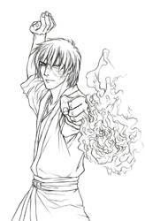 Prince Zuko by Demon-of-Nirvana