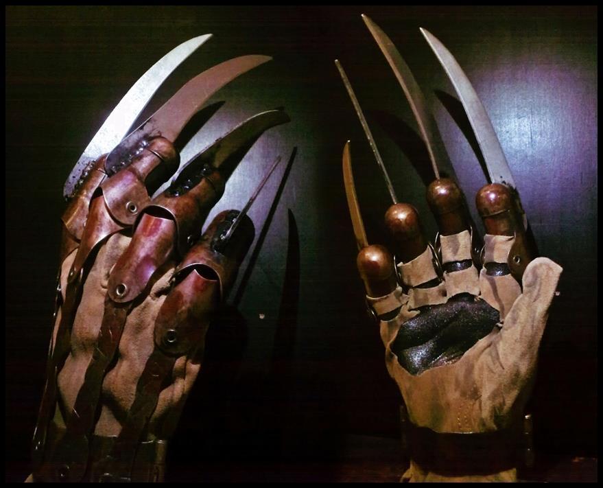 Freddy Krueger Glove Replica 2010