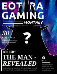 Eotera Gaming Monthly - Magazine Cover