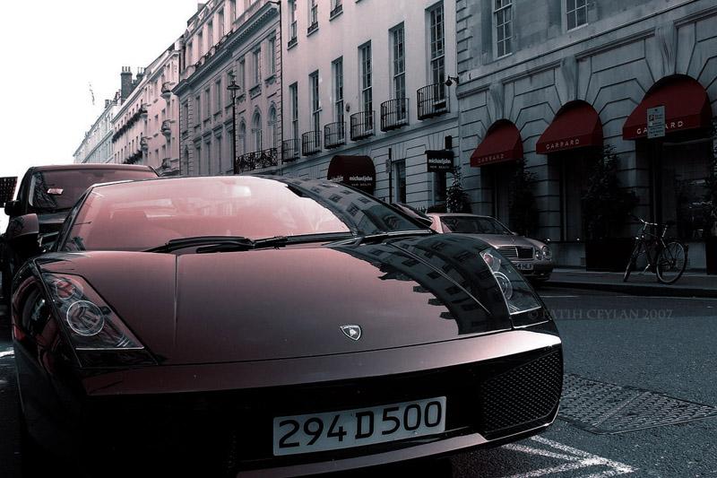 Lamborghini Gallardo by fatz87