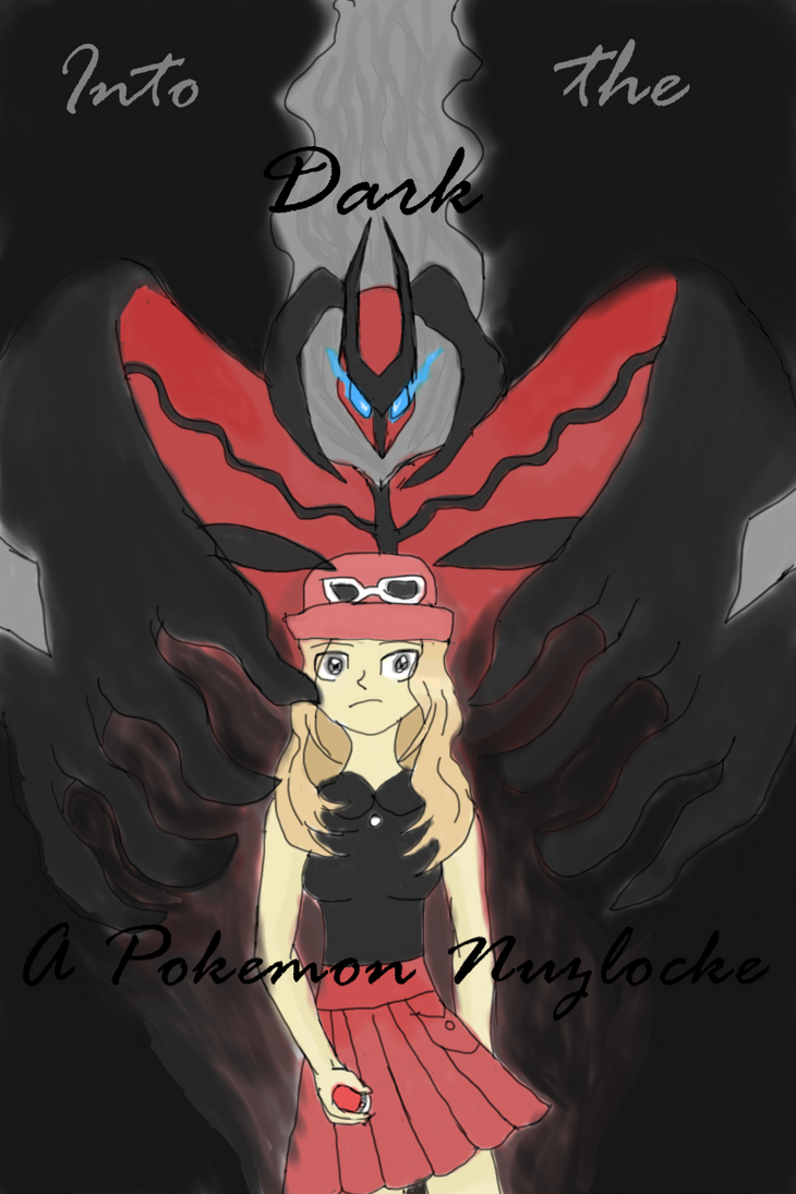 Into the Dark: A Pokemon Y Nuzlocke (Cover) by snowcloud8