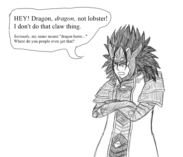 Five Days of Fire Emblem Day 3: Dragon Not Lobster by snowcloud8 ...