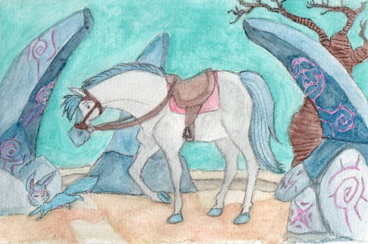 Starshine Legacy (Watercolor)