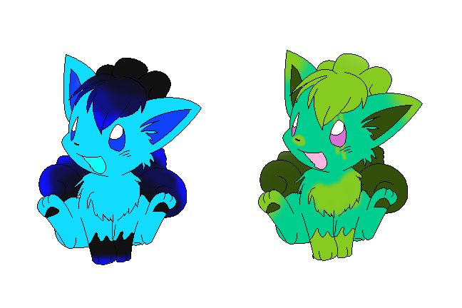 Vulpix Adoptables by alinoravanity