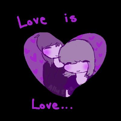 Show a little love by alinoravanity