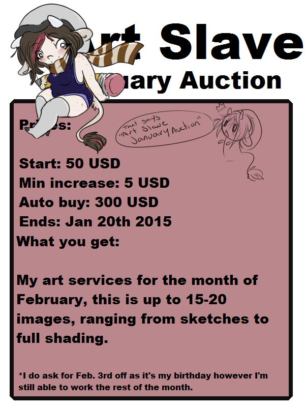 art slave auction by alinoravanity