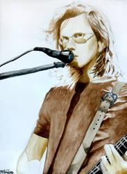Steven Wilson by GetYourKrayon