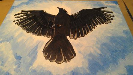 blackbird by ldyhwk48