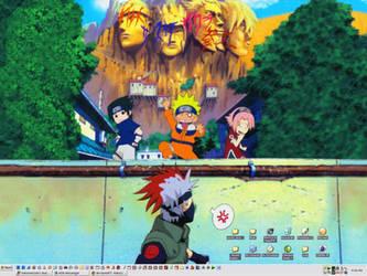 Naruto by Rakojin