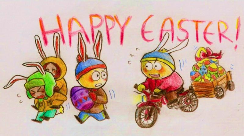 SP- Happy Easterrr by Shibya