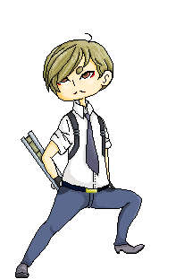 Chaos Drive avatar sprite by Suzuki-Hime
