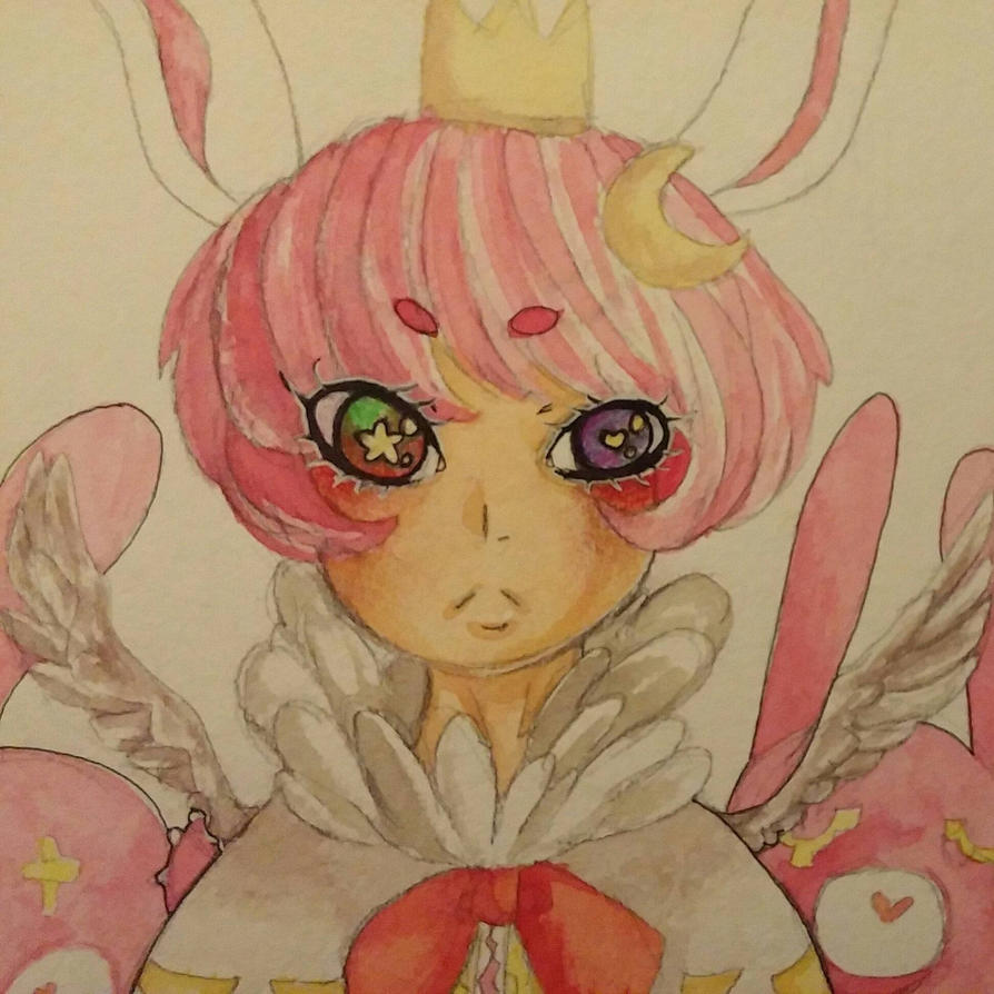 BigEyesArtContest Entry by Suzuki-Hime