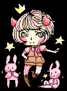 Bunny poo by Suzuki-Hime