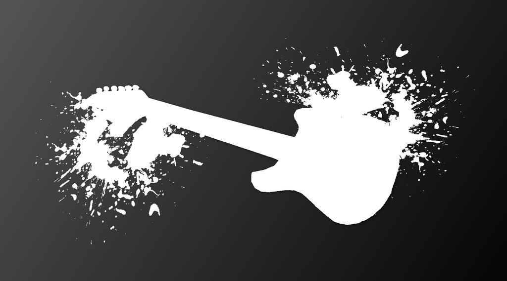 Splash Guitar by TheWikkedLemon