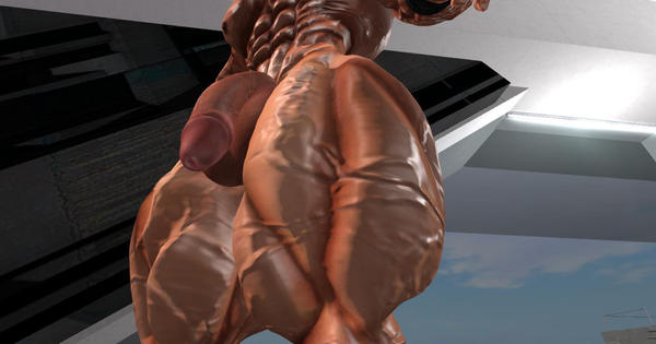 Skull crushing thighs by trex179