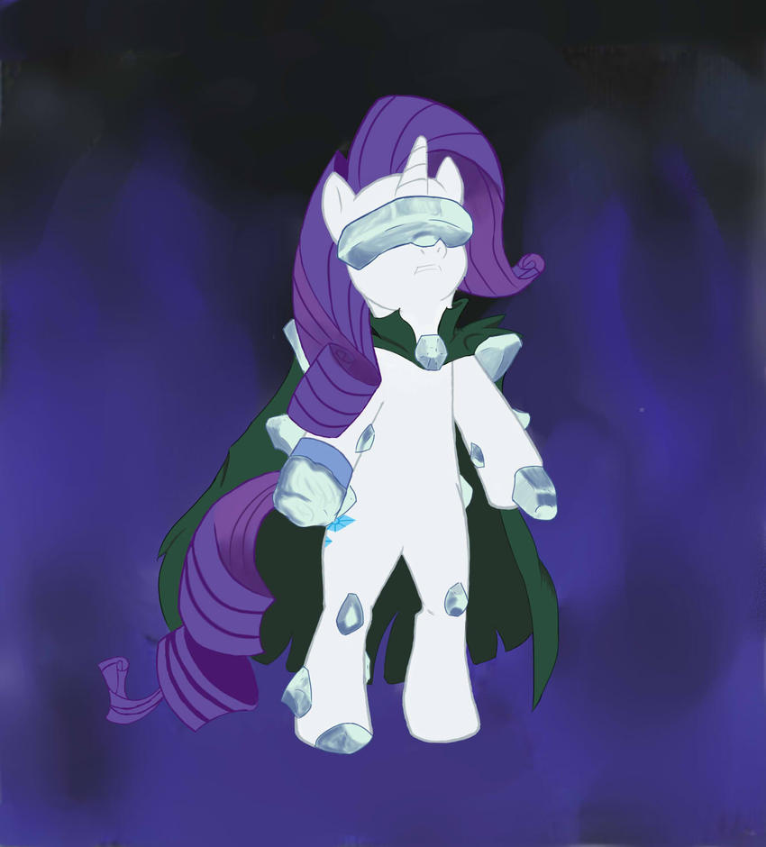 Destiny Hero Rarity by melynxe