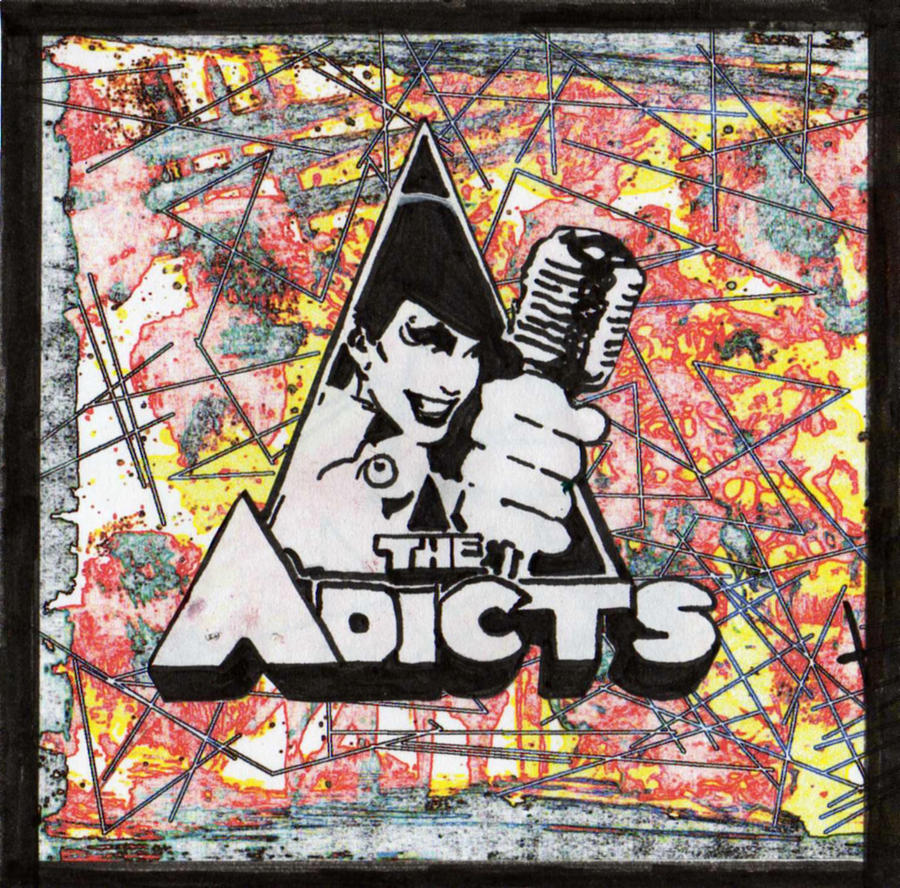 THE ADICTS cd cover by creamfilledcadaver on DeviantArt