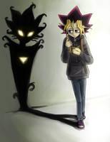 yu-gi-oh: my shadow friend by morimori-mori