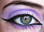 Pastel make-up